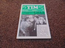 Once A TIM Always A Tim, Issue no.9